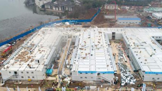 央企承担百余家医院建设改造任务 累计捐款超25亿元