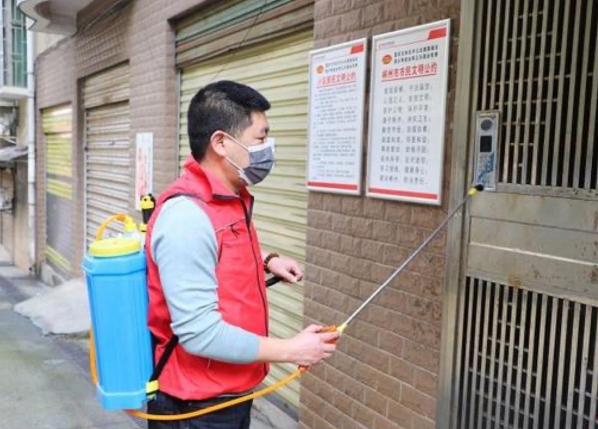 湖南100萬志愿者服務疫情防控
