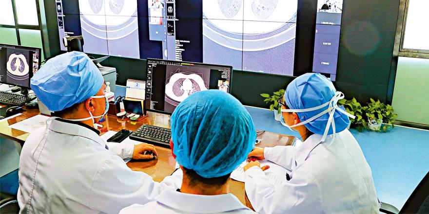 国家卫健委发布新版新冠肺炎诊疗方案 增两种试用药物