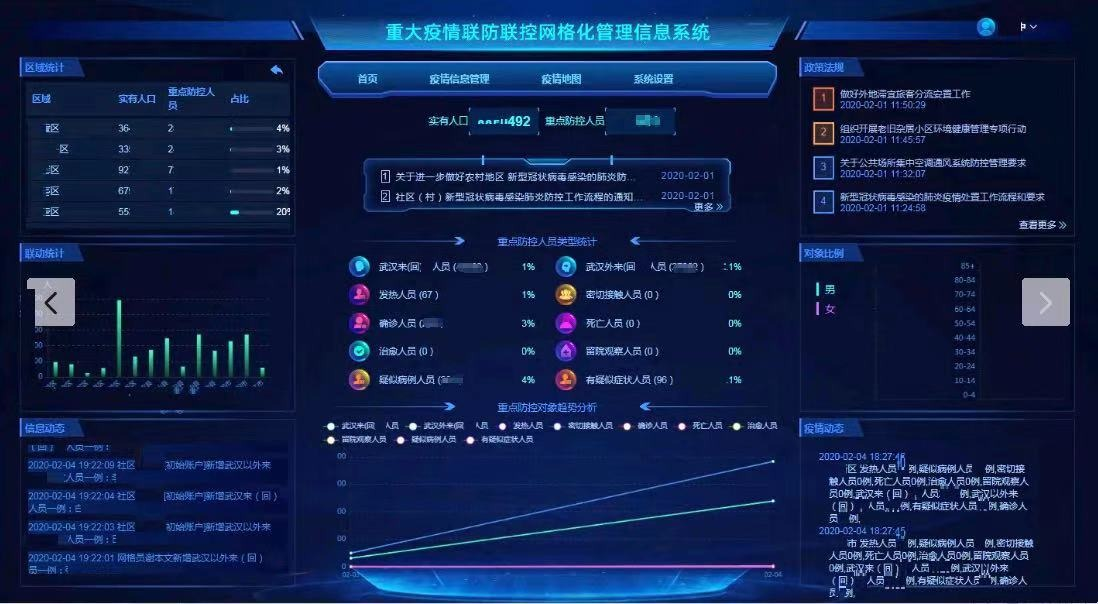 安徽AI硬核科技馳援一線抗擊疫情