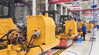 机械工业重点企业复工占比超过50% 部分转产防疫物资