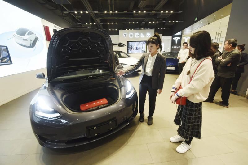 ?底特律巨頭押注電動汽車