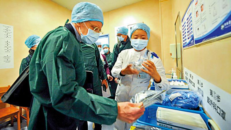 世卫:世界需要中国经验应对疫情