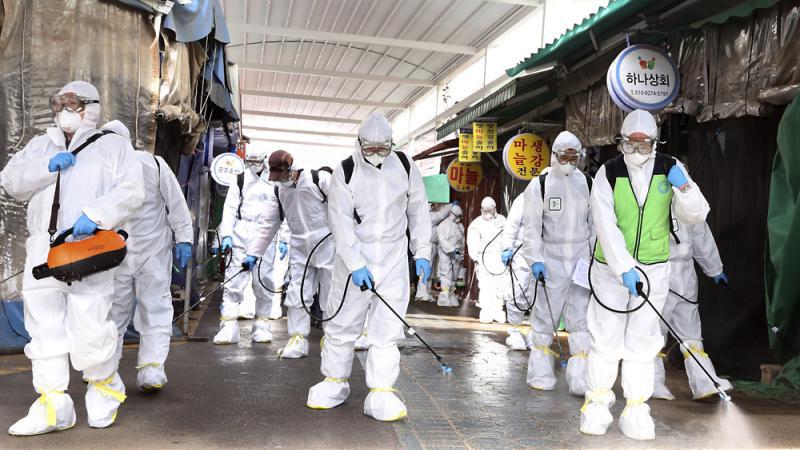 ?疫情嚴峻 美韓軍演擬縮小規模