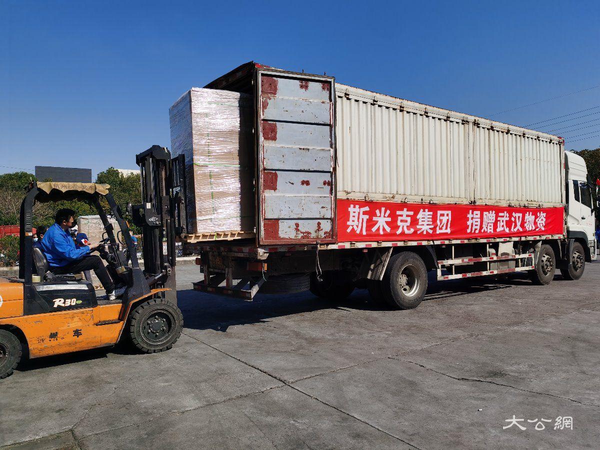 上海臺商復工與抗疫并舉 加班生產醫用物資馳援湖北