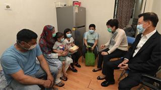林郑:香港有效防控疫情属各界努力成果