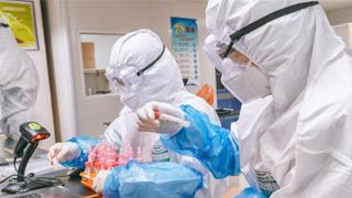 """""""火眼""""实验室出海 助国际抗疫"""