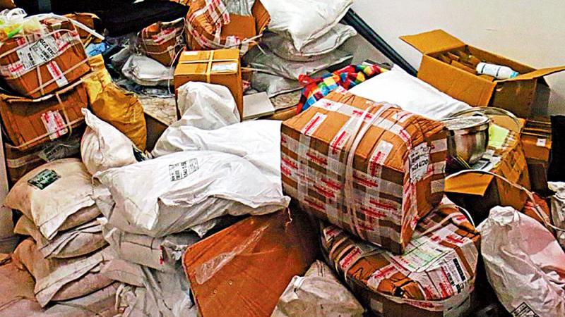 犯罪团伙2.6吨爆炸品图揽炒 香港警方果断拘17人