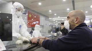 钟南山:全球疫情将至少延续至六月 严防海外输入
