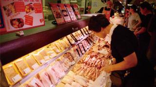2020年2月份猪肉价格同比上涨135.2%