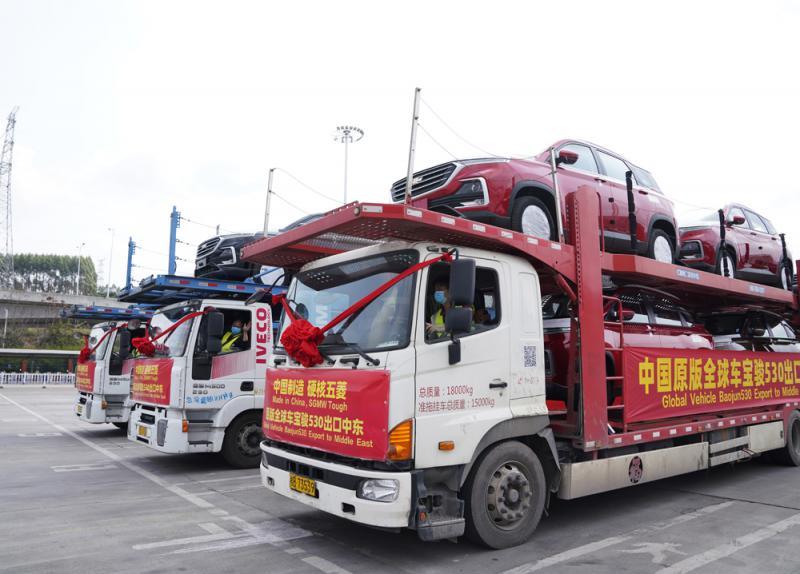 ?中國外貿韌性十足
