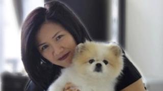 周巧儿爱犬料由确诊者传染