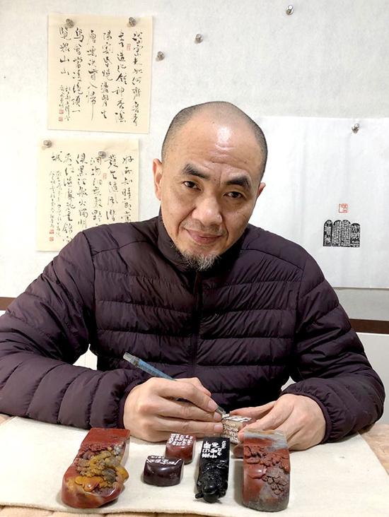 汪东明:全民战疫 创作艺术精品是艺术家的担当