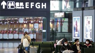 ?虹桥机场暂停境外航班 转降浦东