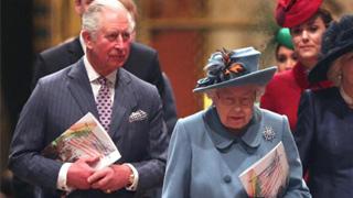 查尔斯王储确诊感染新冠肺炎 英女王无恙