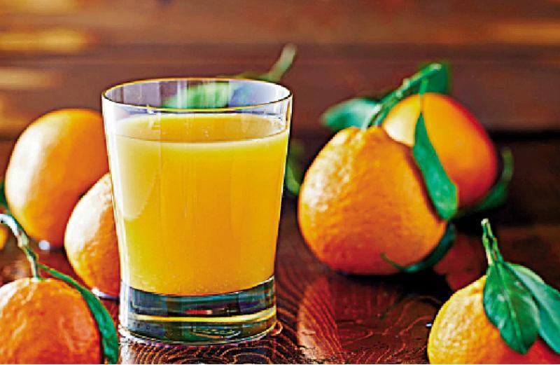 ?疫期需求增供应难 橙汁价飙升