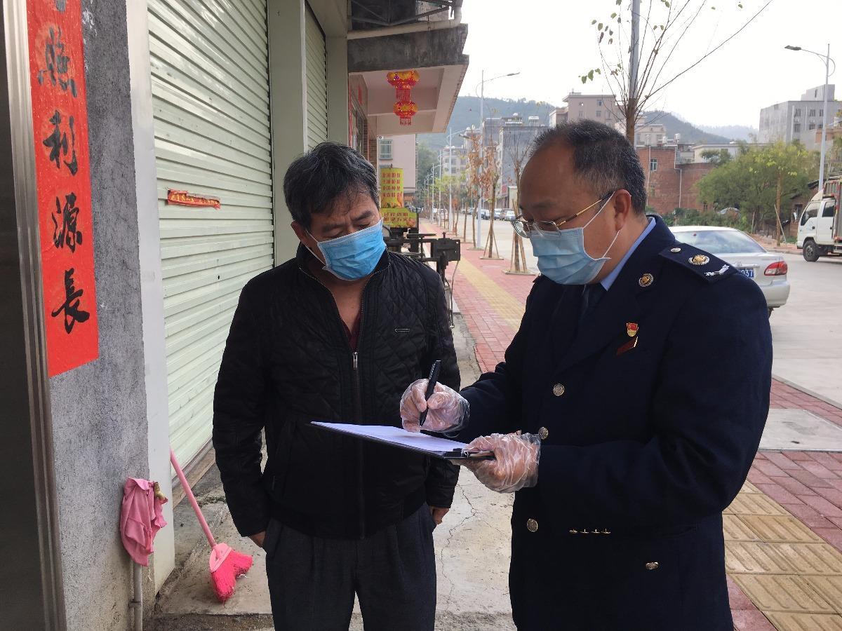 筑一道防线 守万家平安——广东税务党员的十二时辰