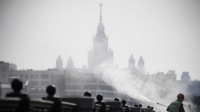 ?俄关闭口岸 全国放假一周抗疫