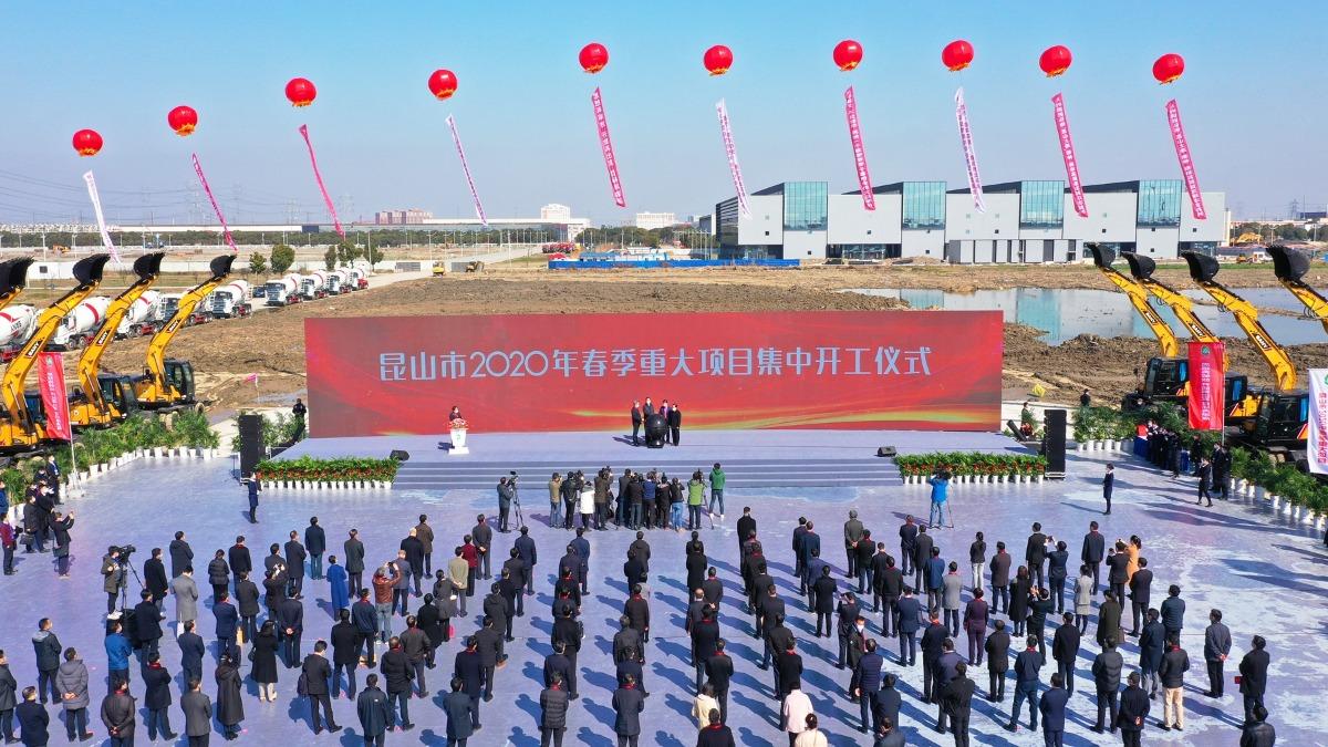 富士康50亿订单转到中国 昆山推动跨国企业转订单转产能