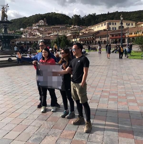 ?政府派员到秘鲁遇阻滞 向使馆求助