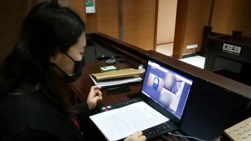 ?港人在粤打官司 可网上委讬律师