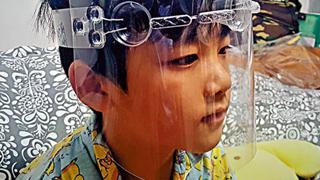 ?香港理大设计可清洗重用防护面罩