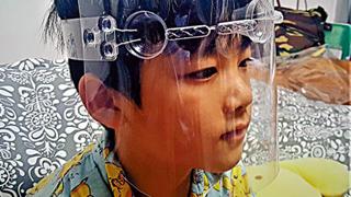 香港理大设计可清洗重用防护面罩
