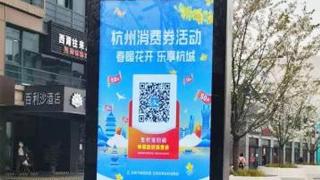 杭州消费券7天拉动超12亿消费