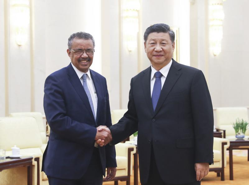 国际领袖响应中国合作号召