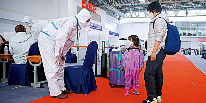 ?中国拟包机接滞美留学生返国 年幼优先上机接受港人登记