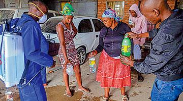 经济脆弱防疫难 联合国拉响警报非洲恐成新震央