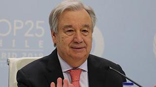 联合国秘书长:现在不是减少世卫组织资金的时候