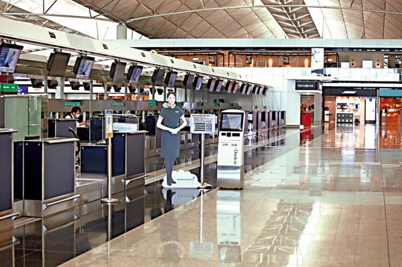 女地勤染疫源头不明 机场仍高危