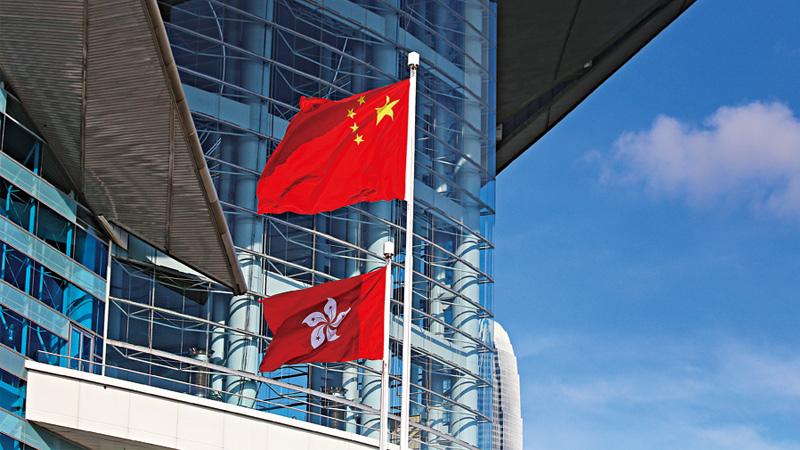 """?社 評\""""兩辦""""有權更有責就香港事務發聲"""