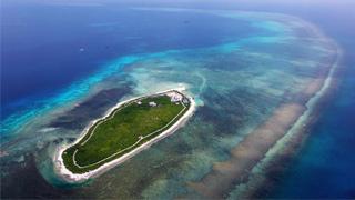 中国公布南海25岛礁标准名称