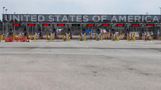 ?特朗普希望落空 美加边境封锁延长30天