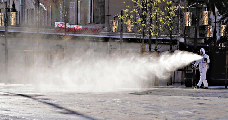 巴黎非饮用水惊现新冠秒速赛车