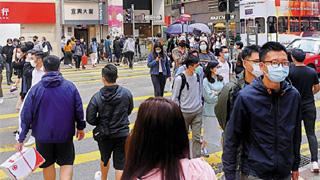"""香港再录零确诊 17岁康复者惹""""复阳""""疑云"""