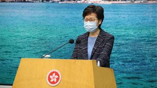 林郑月娥:本月23日到期的防疫措施延长14天