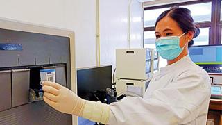 香港10急症室转用新冠快速测试 一个钟知结果