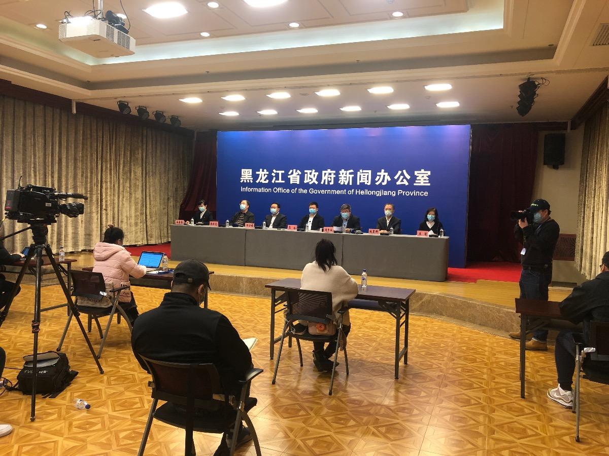 黑龙江三级以上医院将建立核酸检测实验室