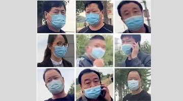河南原阳打记者9人系当地工作人员 协助给家属做心理安抚