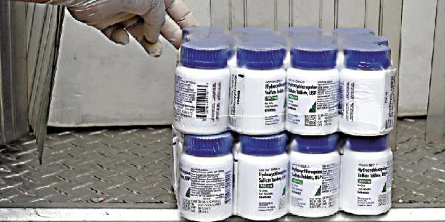 美研究称抗疟药治新冠死亡率更高