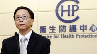 何栢良:香港疫情放缓 中断社区传播见曙光