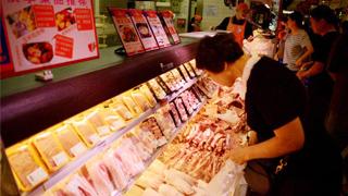 统计局:4月中旬生猪价格每千克34.1元 环比降0.9%
