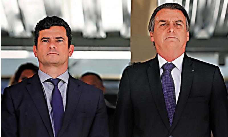 ?不滿總統炒警察總長 巴西司法部長辭職