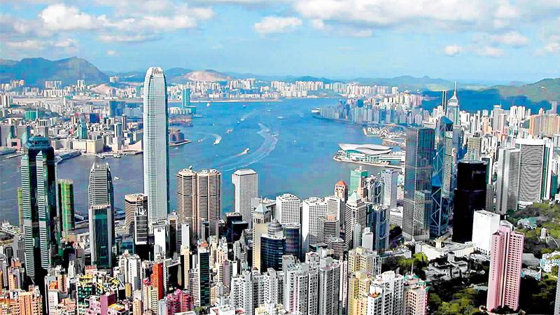 ?社 評\共同努力為香港再出發創造機會