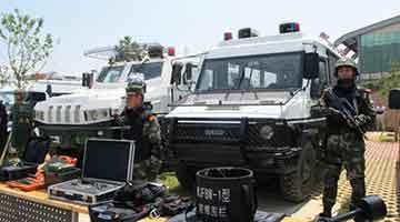 中國擬修訂人民武裝警察法 執行任務時接受監督