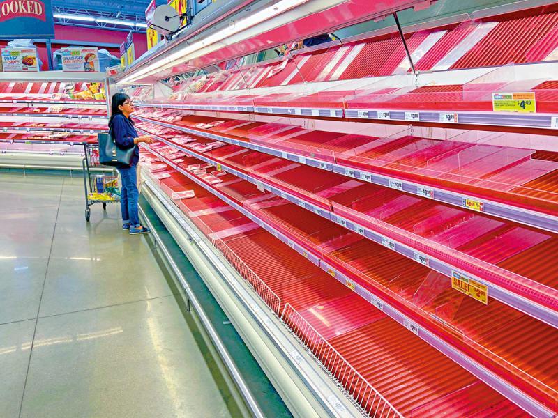 食品供应链濒崩溃 美民众捱贵肉|高德娱乐