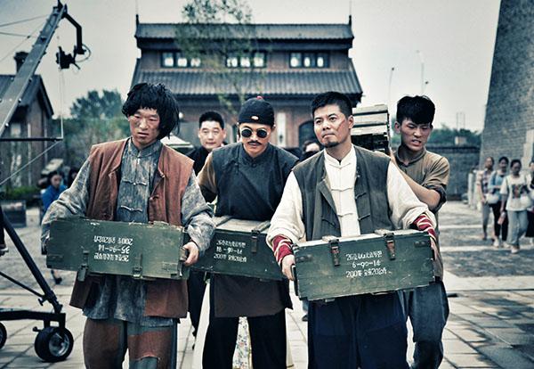 """""""五一""""预约入园 郑州建业电影小镇准备好了"""